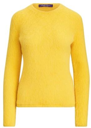 Ralph Lauren Cashmere-Blend Knit Sweater