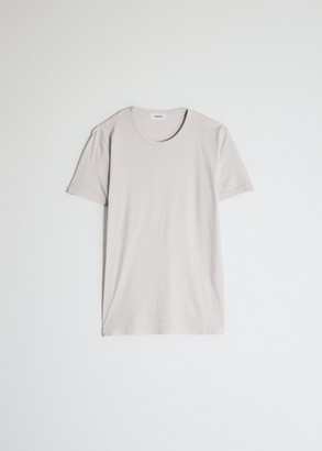 Need Women's Short Sleeve Dye T-Shirt in Rose Grey, Size Extra Small | 100% Cotton