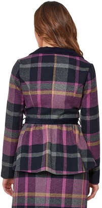 Joe Browns Elegant Check Jacket - Multi