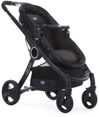 Chicco Urban Stroller Black Frame Black