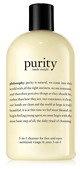 philosophy purity made simple cleanser for face & eyes 480ml