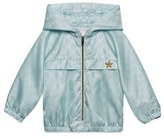 Gucci Infant Girl's Logo Jacquard Jacket