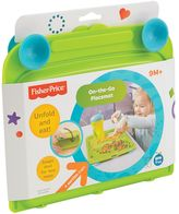Fisher-Price on-the-go placemat