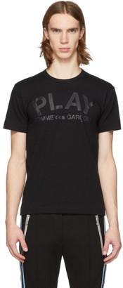 Comme des Garcons Black Logo T-shirt