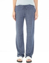 Alternative Easy Eco-Mock Jersey Straight Pants