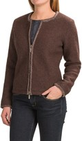 Venario Zara Jacket - Boiled Wool (For Women)
