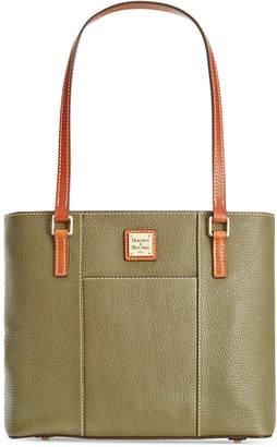 Dooney & Bourke Pebble Leather Lexington Shopper