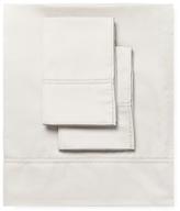 Melange Home Double Hemstitch Sheet Set