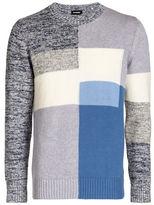 Diesel Kendall Colourblock Pullover