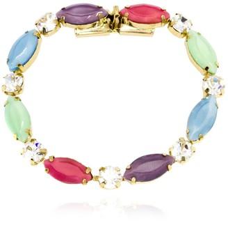 Rosaspina Firenze Navette Bracelet in Pastel Shades