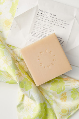 Mer Sea & Co. Mer-Sea & Co. Kerchief-Wrapped Bar Soap By Mer-Sea & Co. in Green Size ALL