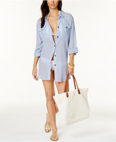 Dotti Shirtdress Cover-Up
