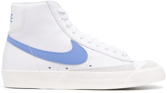Nike Blazer Mid 77 high-top trainers