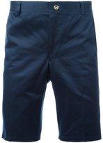 Thom Browne classic chino shorts - men - Cotton - 1