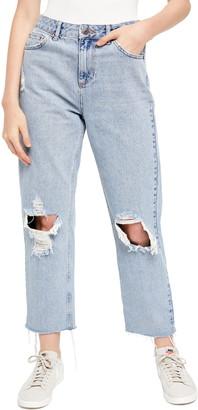BDG Pax Ripped High Waist Jeans