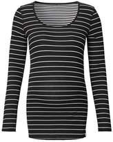 Noppies Women's Ivy Stripe Maternity Shirt