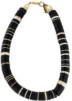 Lizzie Fortunato Beaded Disc Necklace