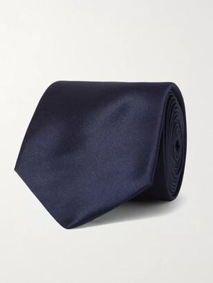 Lanvin 7cm Silk Tie
