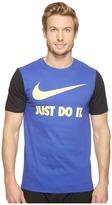 Nike Sportswear Herringbone JDI Swoosh Tee
