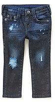 True Religion Little Boys 2T-7 Rocco Distressed Jeans