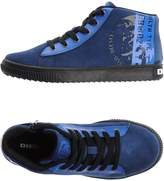 Diesel High-tops & sneakers - Item 11240563
