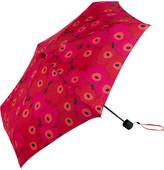 Marimekko Mini Unikko Mini Manual Umbrella - Red