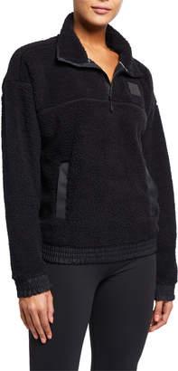 Under Armour STM 101 Fuzzy Sherpa 1/4-Zip Jacket