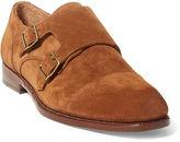 Polo Ralph Lauren Ardenall Suede Monk-Strap Shoe