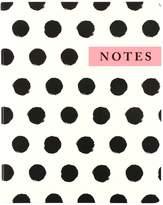 Eccolo Polka Dot Notes Desk Journal