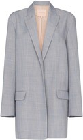 Roksanda long-line single-breasted blazer