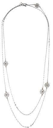 Elizabeth Showers Pinwheel Station Necklace