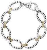 Lagos Women's Two-Tone Link Bracelet