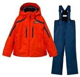 Phenix Orange Norway Alpine Team Ski Set