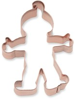 Williams-Sonoma Gingerbread Baby Copper Cookie Cutter