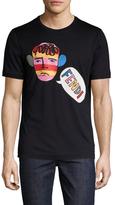 Fendi Cotton Graphic T-Shirt