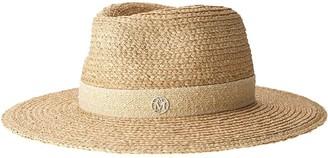 Maison Michel Charles fedora hat