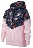 Nike Girl's Sportswear Windrunner Jacket