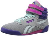 Reebok Sofia Freestyle Classic Shoe (Little Kid)