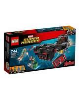 Iron Man LEGO Marvel Super Heroes Iron Skull Sub