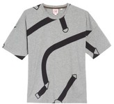 Lacoste Men's L!ve Harness Print T-Shirt