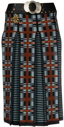 Chopova Lowena High-Waisted Skirt