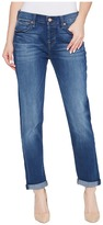 7 For All Mankind Josefina Jeans in Rich Coastal Blue Women's Jeans