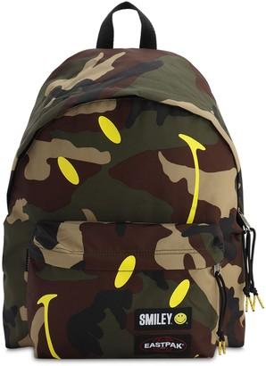 Eastpak 24l Padded Pak'r Smiley Backpack