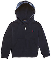 Ralph Lauren Little Boys 2T-7 Full-Zip Hoodie