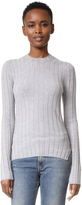 Acne Studios Carin Ribbed Merino Sweater