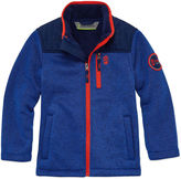 Free Country Midweight Fleece Jacket-Big Kid Boys