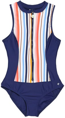 Next Sunset Zip One-Piece Swimsuit