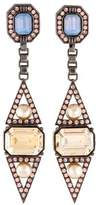 Mawi Deco Glam Pearl Point Earrings