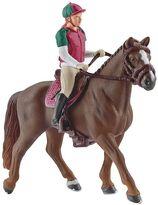 Schleich Eventing Horse Rider Figure