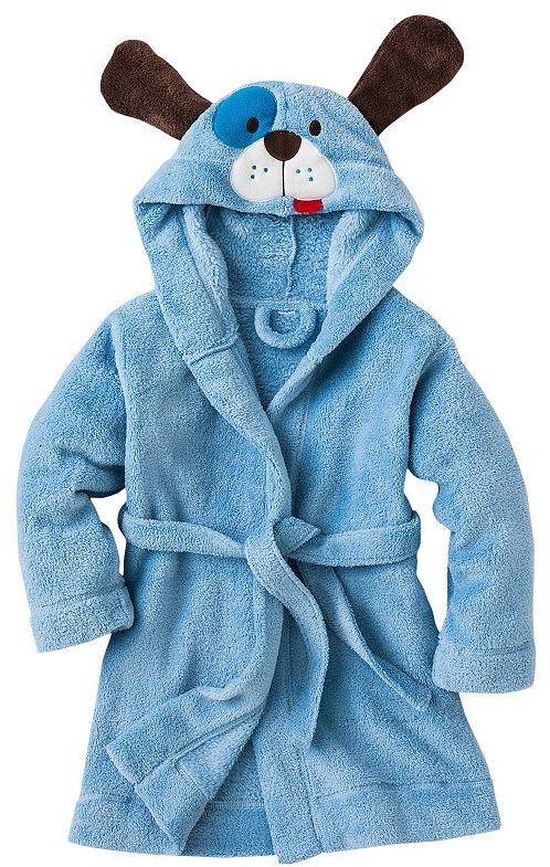 Jumping beans® dog fleece robe - toddler